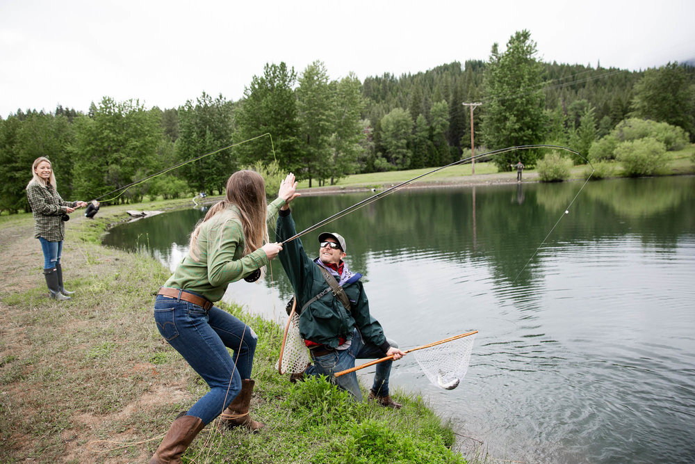 Greenhorn Ranch Bond with your Family