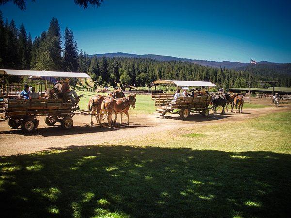 California's Greenhorn Creek Guest Ranch
