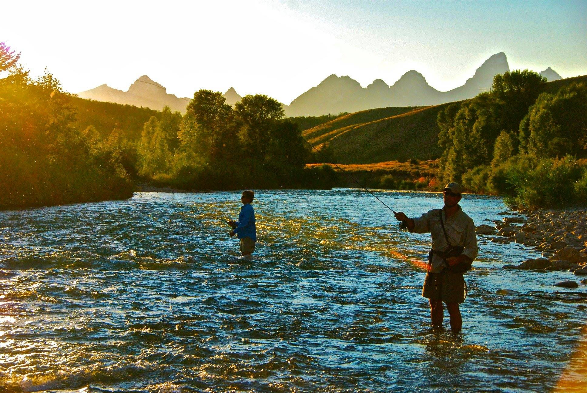 9 Dude Ranches For Your Next Fly Fishing Adventure The Dude Ranchers Association