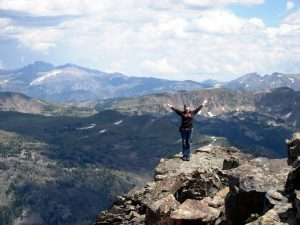 Hawley Mountain Ranch - Things to do - Hiking Summit