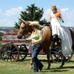 Heart 6 Wedding Horseback