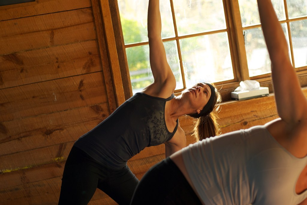 The Home Dude Ranch Yoga Retreat for your health