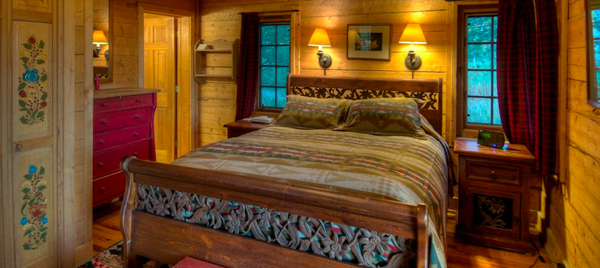 Home Ranch accommodations
