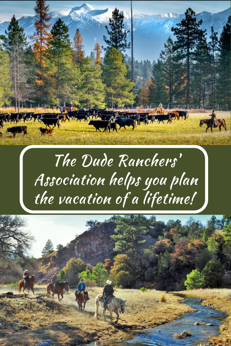 How can The Dude Ranchers' Association help you with the planning stages of your dude ranch vacation? Keep reading to learn more!