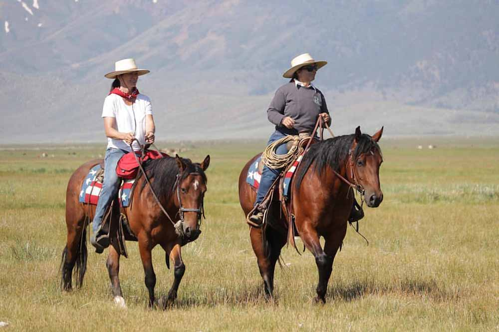 Hunewill Ranch in California Dude Ranches for Trail Riding-1