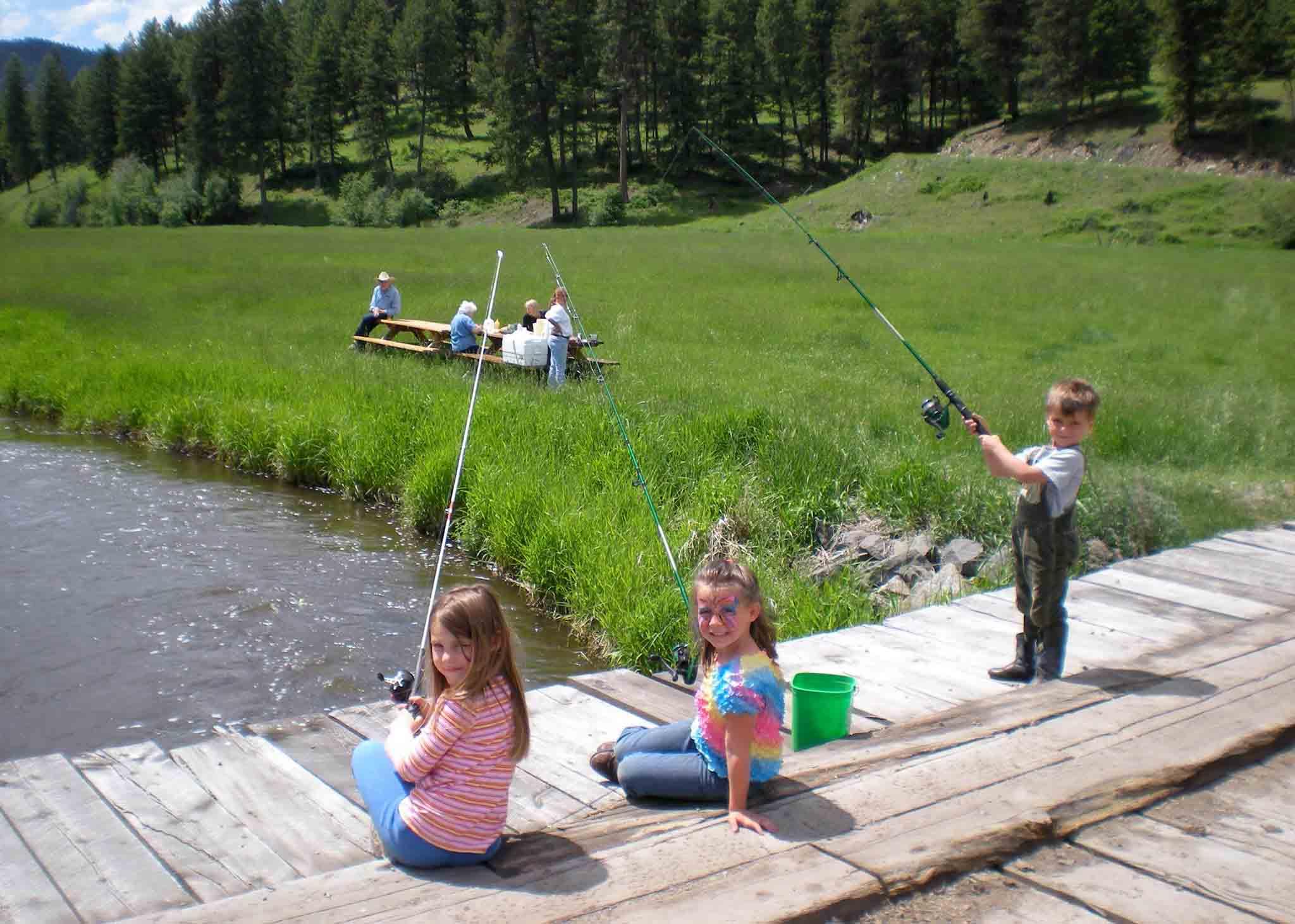 K Diamond K Ranch Family Vacation Ideas