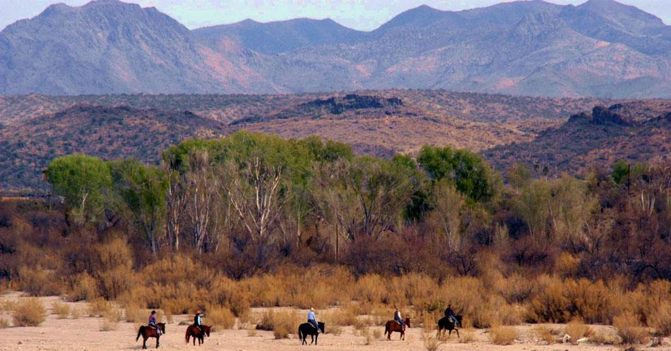Kay El Bar Ranch View - Spring Break Destinations