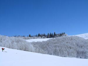 Latigo Dude Ranch Skiing