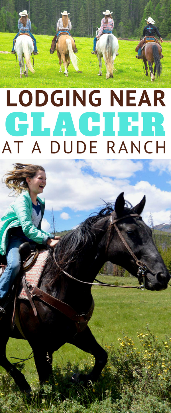 At a dude ranch you can book your own peaceful cabin for the week and escape the crowds for an outdoor adventure on a ranch that pairs oh - so - nicely with a trip to Glacier National Park. Ranging from luxury resorts to intimate working cattle ranches pick out your very own local and immersive experience for your family at one of these well appointed dude ranches within a four hour drive of Glacier National Park.