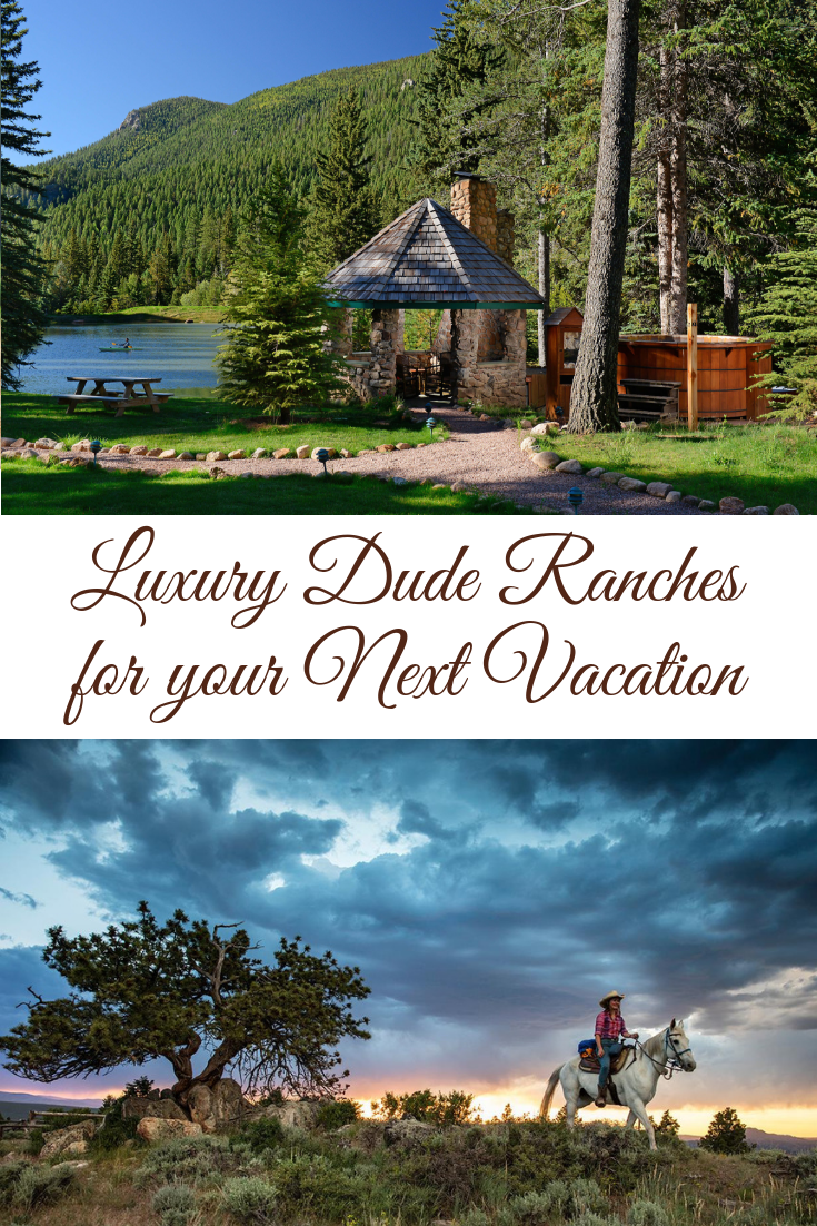 Looking for a fun and entertaining vacation for your family, but want a relaxing and rejuvenating getaway too? Luxury dude ranches are the vacation you have been searching for!
