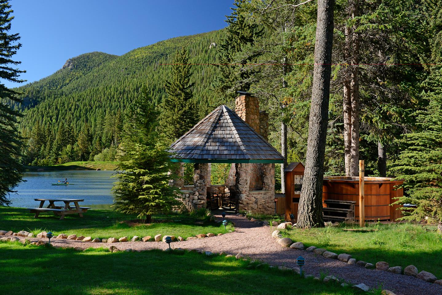Luxury Dude Ranch Vacation