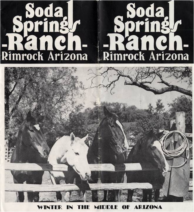 History of Dude Ranch