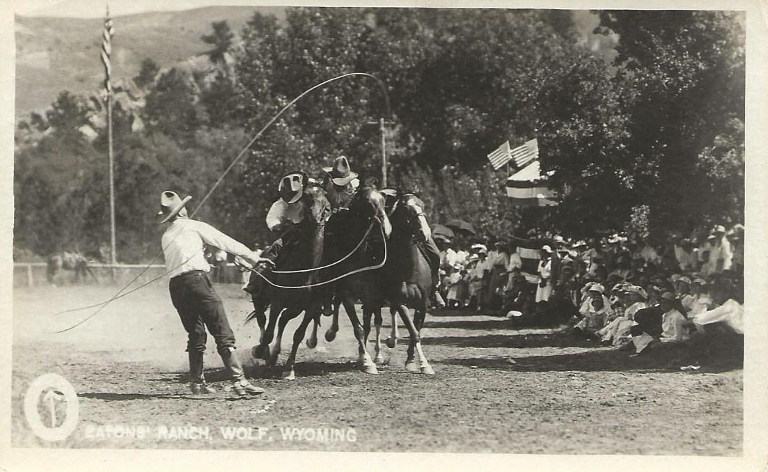 History of Dude Ranch