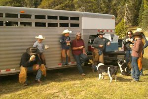 McGarry Ranches Cowboy Team