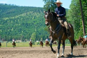 Bring Your Own Horse to a McGinnis Meadows Buck Brannaman Clinic