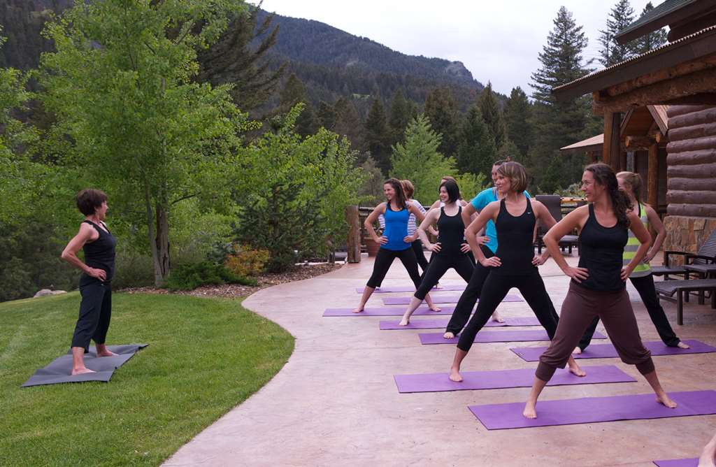 Mountain Sky Ranch Yoga