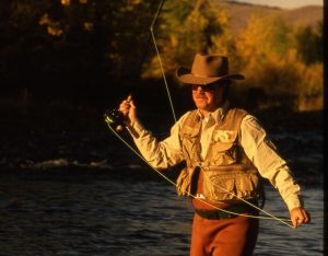 Nine Quarter Circle Ranch - Things to do - Cast a line