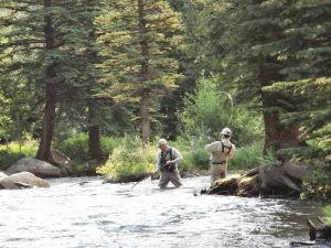 North Fork Fly Fishing in Colorado