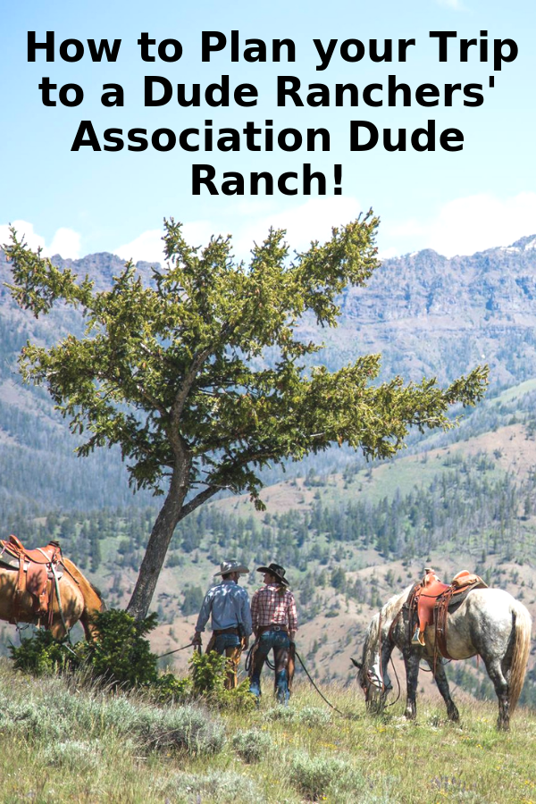 If you're tired of the same old getaway plans, it is worth knowing that the Dude Ranchers' Association offers more interesting options. Visit a Dude Ranch!
