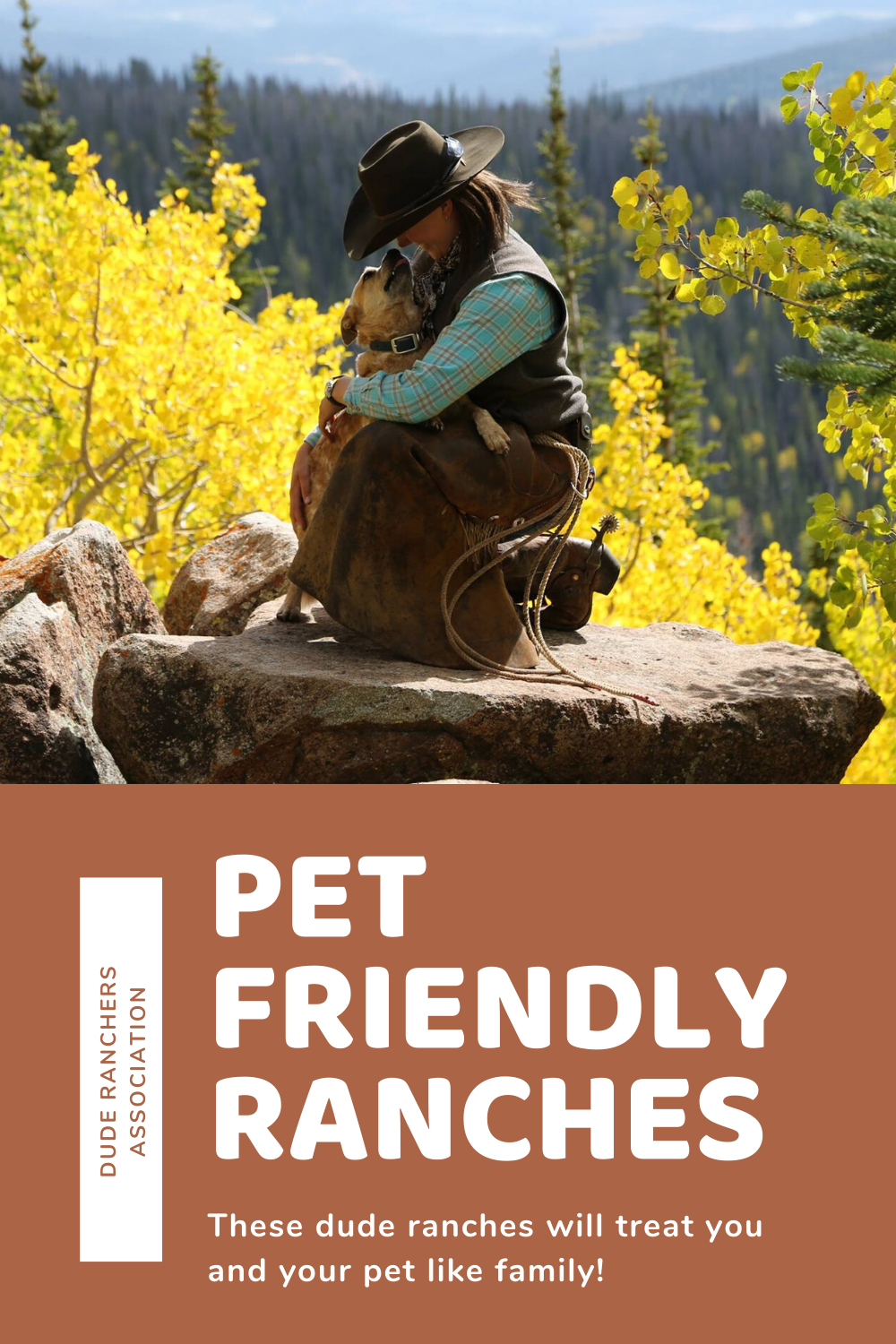 Pet Friendly Dude Ranches