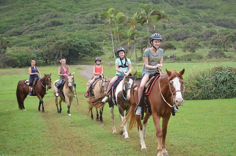 Ranch Vacation