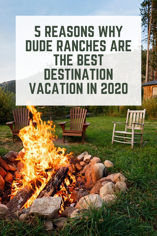 Best Destination Vacation in 2020