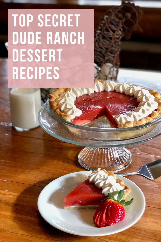Dessert Recipes