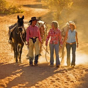 Rancho de los Caballeros Arizona Dude Ranch