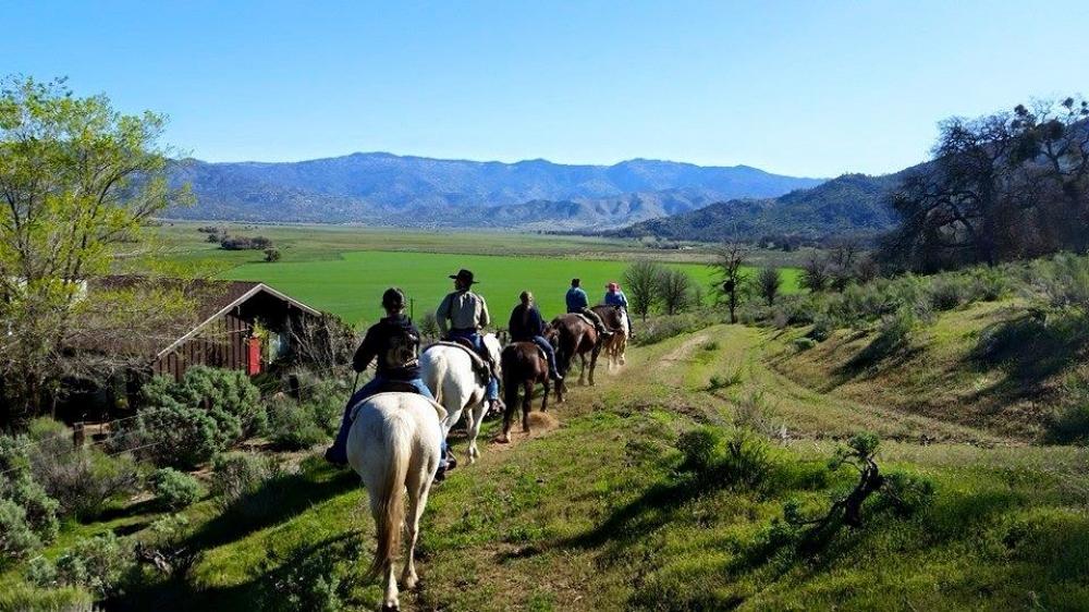 Rankin Ranch California dude ranch