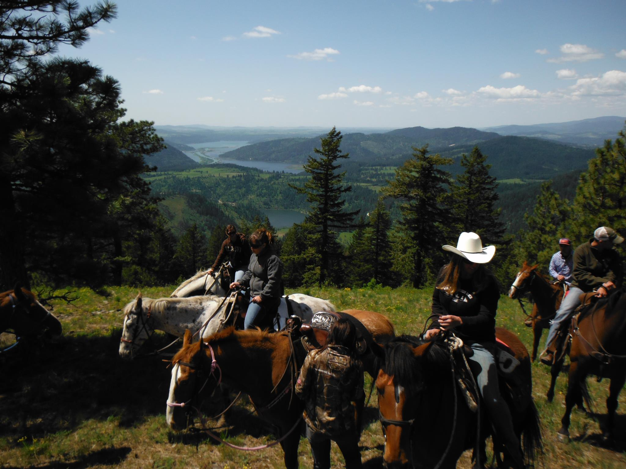 Red Horse Mountain Ranch Idaho Dude Ranch Vacation
