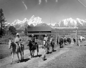 Historic Dude Ranch