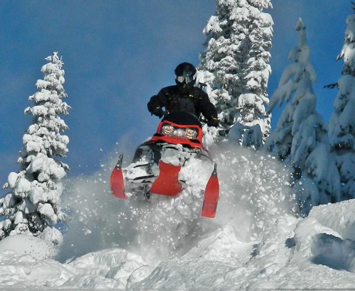 Seven Devils Snow Snowmobiling