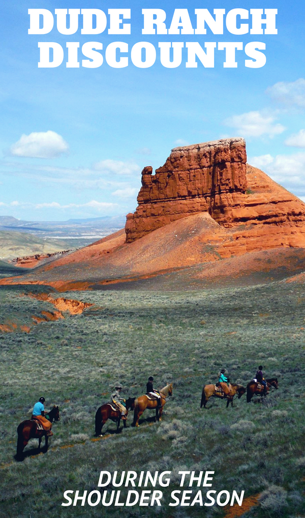 """When it comes to deciding when to go on a dude ranch vacation, it pays to find the discount pricing and added value of going during the shoulder season. There are typically less people on the ranch, more flexibility in your schedule and a relaxed environment when prices drop. These ranches also offer """"extras"""" you can add to your trip."""
