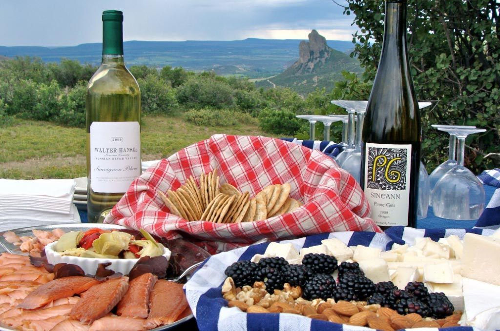 Smith Fork Ranch Vacation Wine And Dine