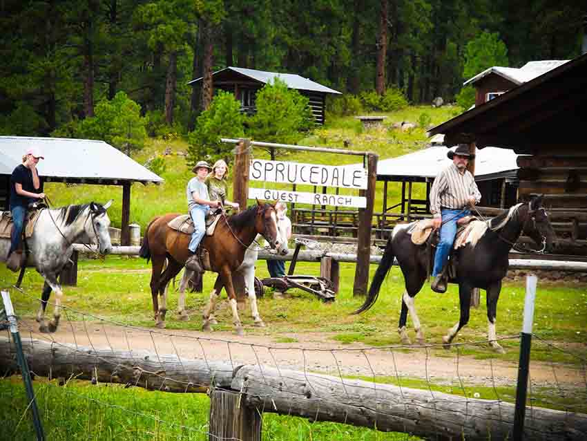 7 Reasons to Visit a Dude Ranch for Your Next Vacation - The Dude Ranchers  Association