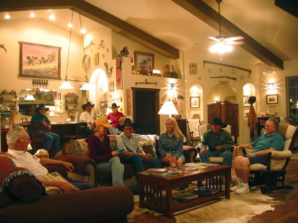 Stagecoach Trails Guest Ranch Discounted Rates for Service Men & Women for Cinco de Mayo