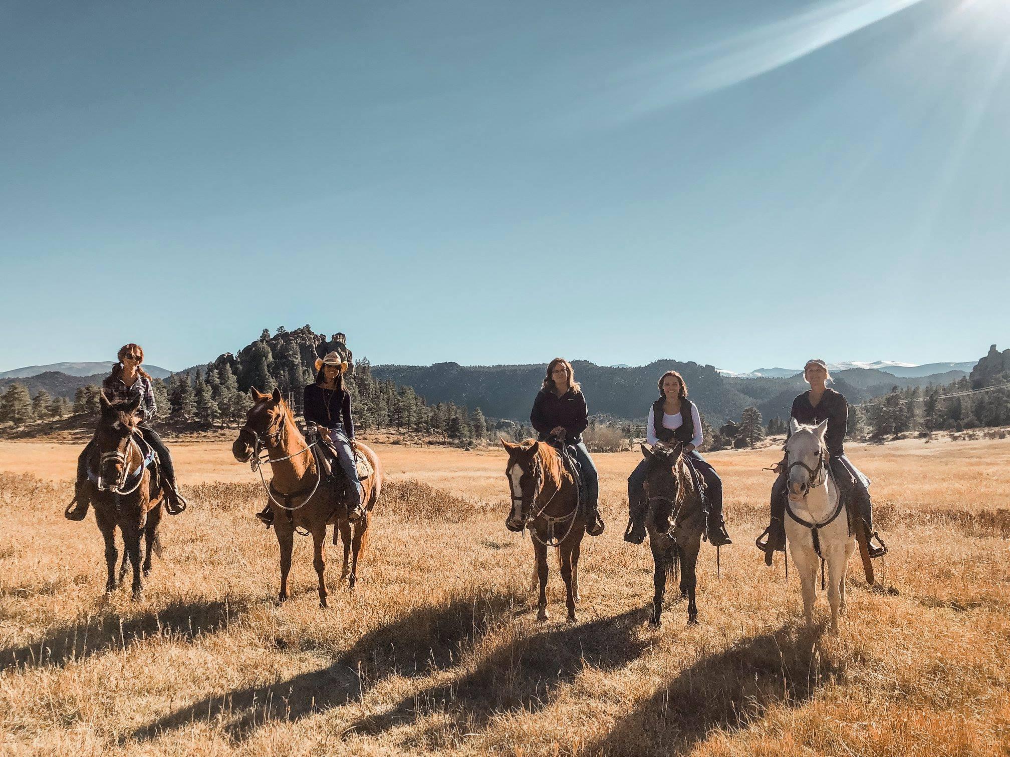 Rocky Mountain Dude Ranches