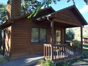 Sylvan Dale Ranch Cabin