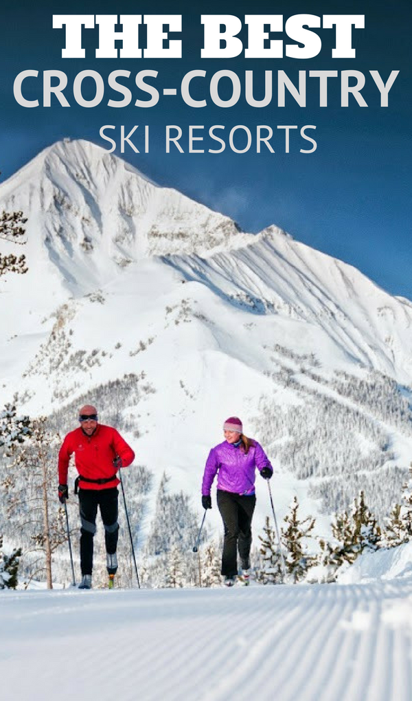 Two of the ranches in the Dude Ranchers Association have been nominated for the USA Today 10Best cross-country ski resorts.  Both these ranches have world class trails, accommodations and amazing food.