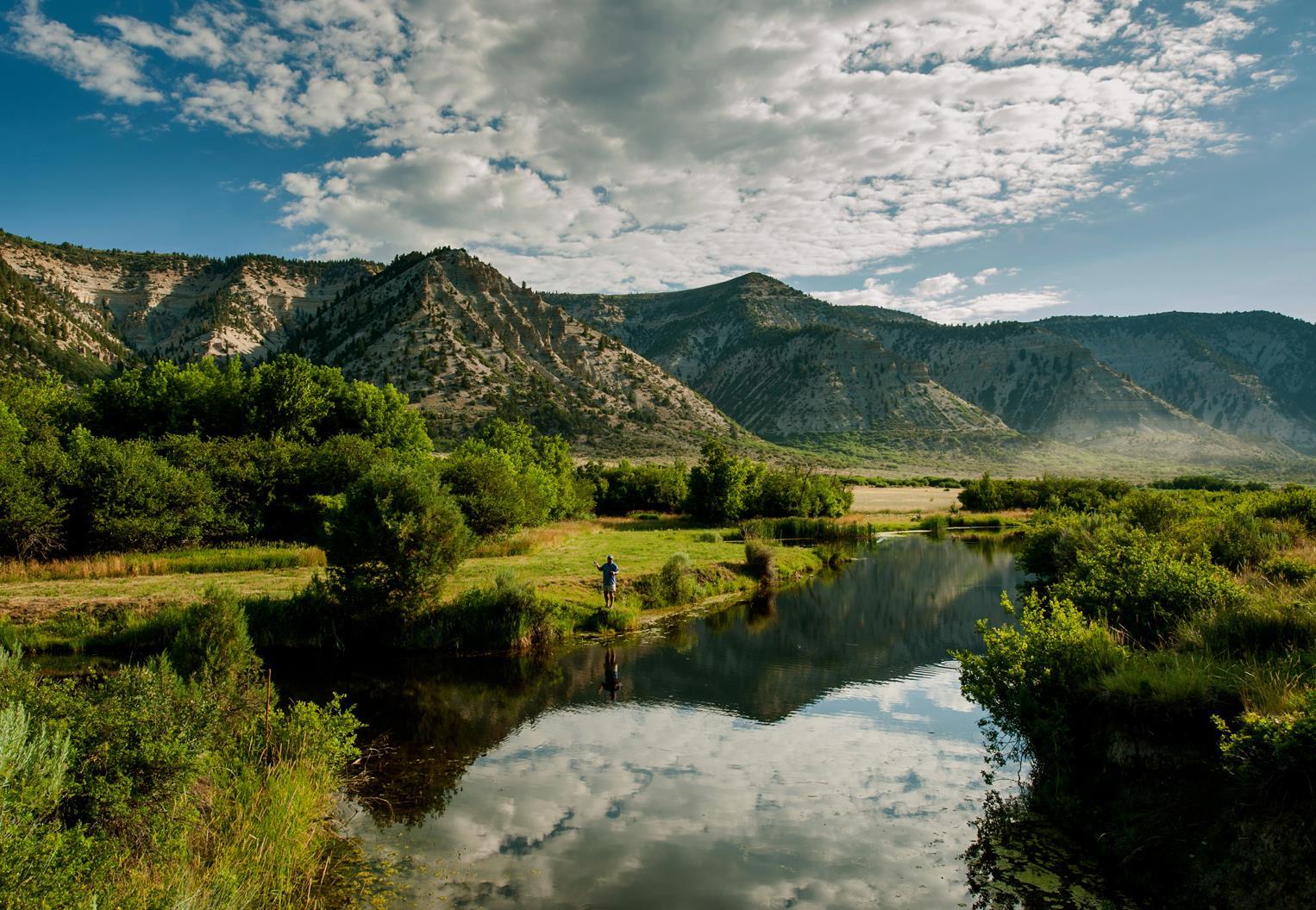 The High Lonesome Colorado dude ranch
