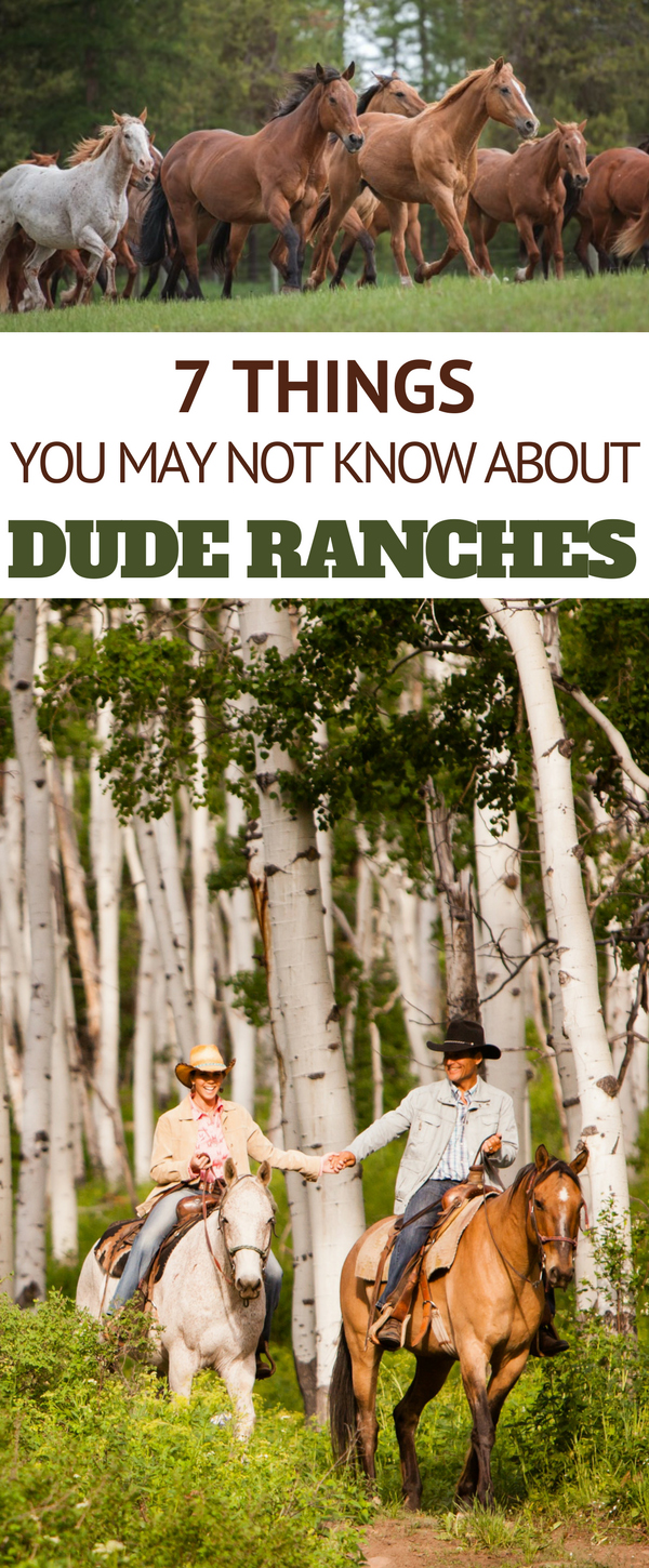 What comes to mind when you think of dude ranches? Putting on cowboy boots and saddling up your steed for a trail ride? You're halfway there. While dude ranches (also known as guest ranches) are known for providing guests with authentic Western adventures, many have also expanded their offerings to cater to a diverse crowd of travelers with activities, attractions and services that extend far beyond the trail. Read on for seven surprising things you may not know about a ranch vacation.