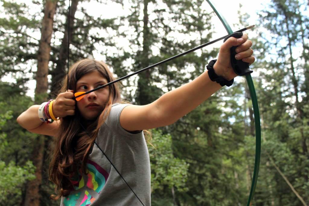 Tumbling River Ranch Kids Program
