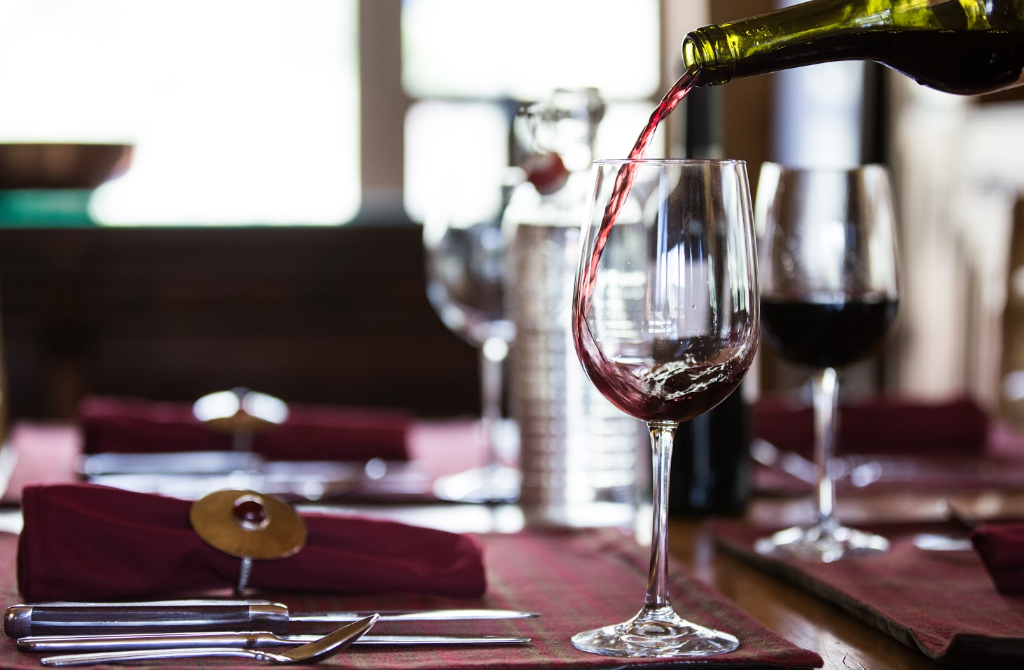 Upper Canyon Wine for your Corporate Meeting Site