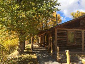Vee Bar Ranch Cabins