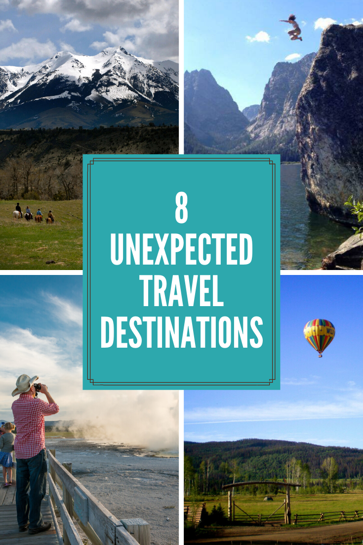 8 Unexpected Travel Destinations