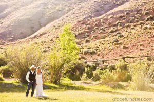 Wedding-couple-at-the-Lazy-LB-Ranch