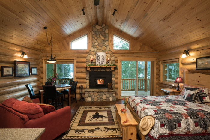 Western Pleasure Idaho Dude Ranch Lodging Near Glacier National Park