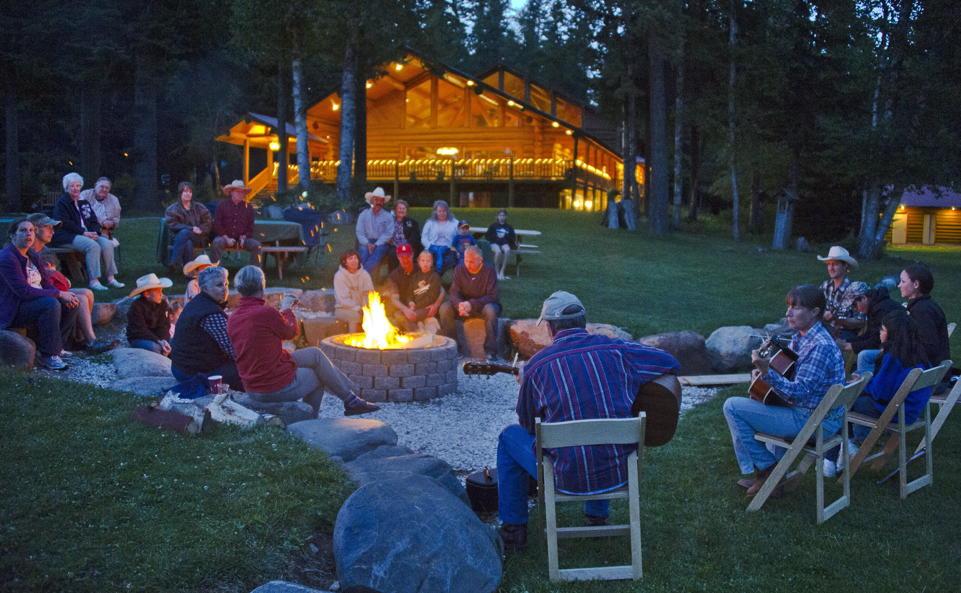 Western Pleasure Multi-Generational Ranch Vacation