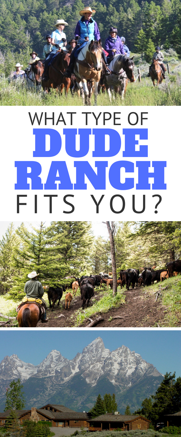 "Are you planning a dude ranch vacation for the first time? When it comes to vacation options, there are lots of questions to ask yourself and those traveling with you. One of the ones you might not have considered before is, ""What type of dude ranch fits me?"" Fill out this questionnaire to find out."