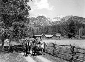 White Grass Ranch